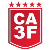 3 de Febrero Logo