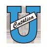 U. Católica Logo