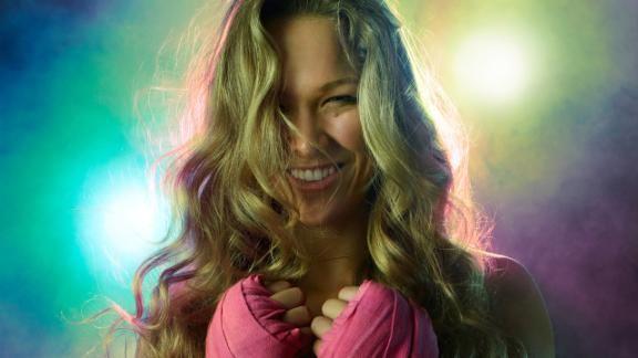 ronda rousey espn body issue pictures
