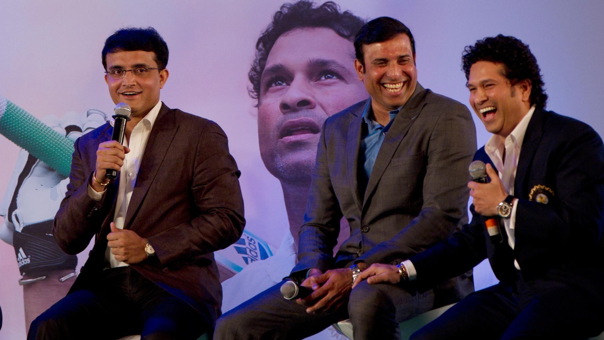 Image result for sachin sourav laxman