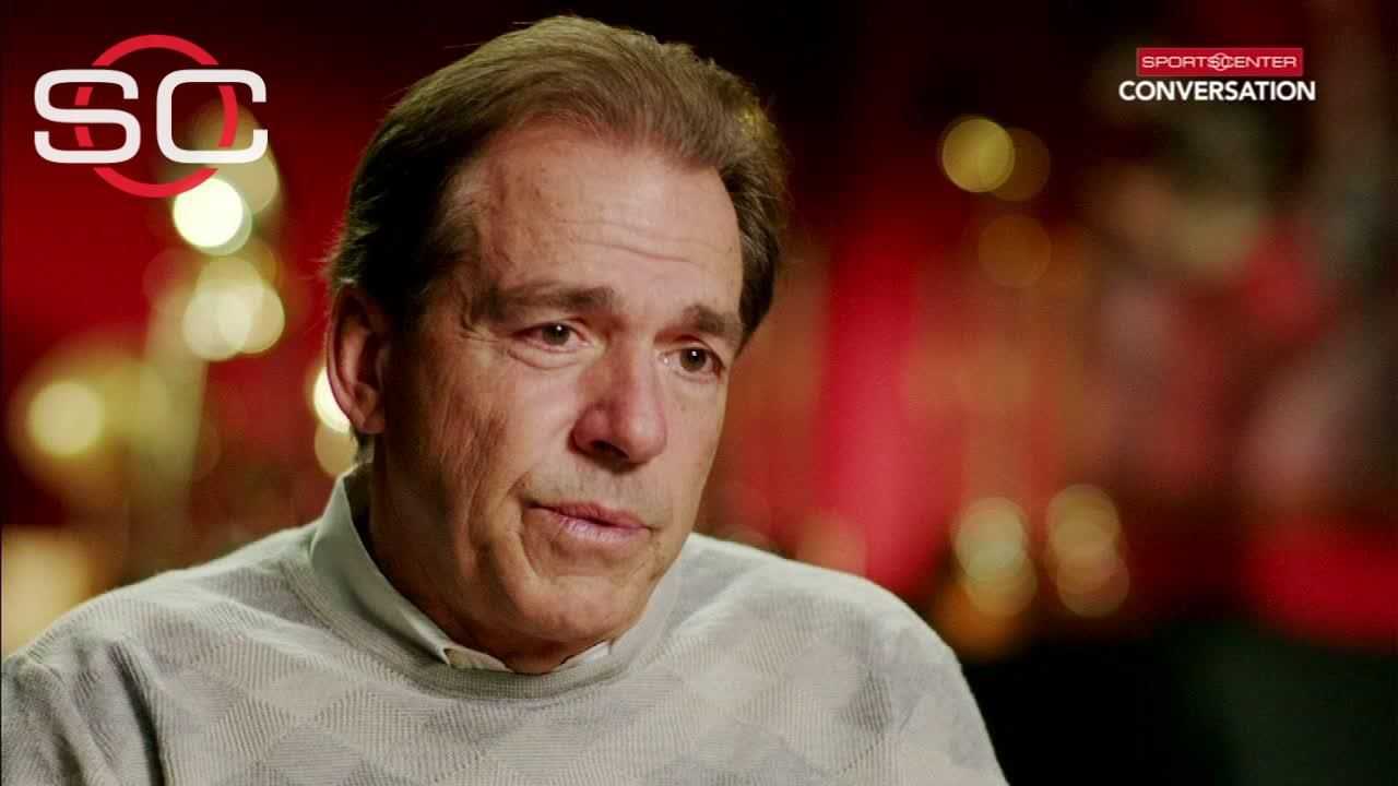 Saban Emphasizing The Process At Alabama