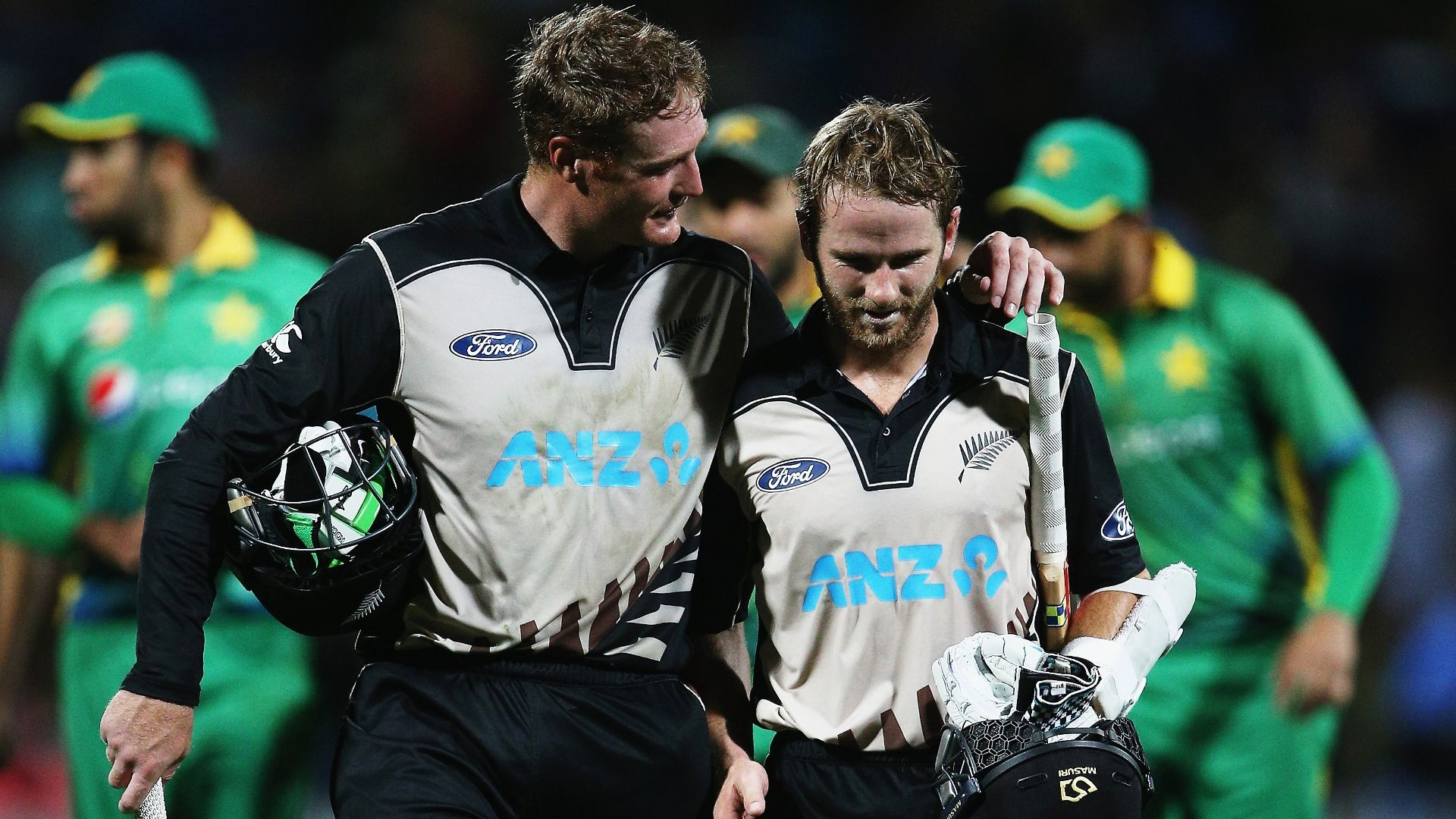 Match Day : NZ v Pak, World T20 2016   'Guptill-Williamson ...