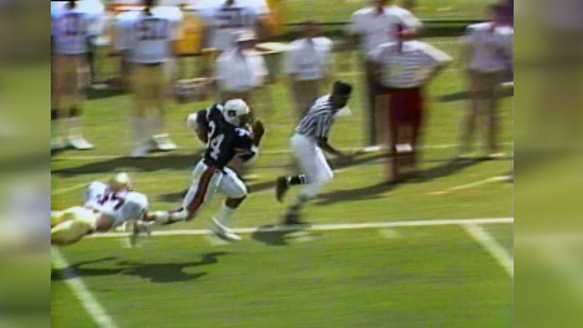 Best Of Bo Jackson At Auburn Playing Football