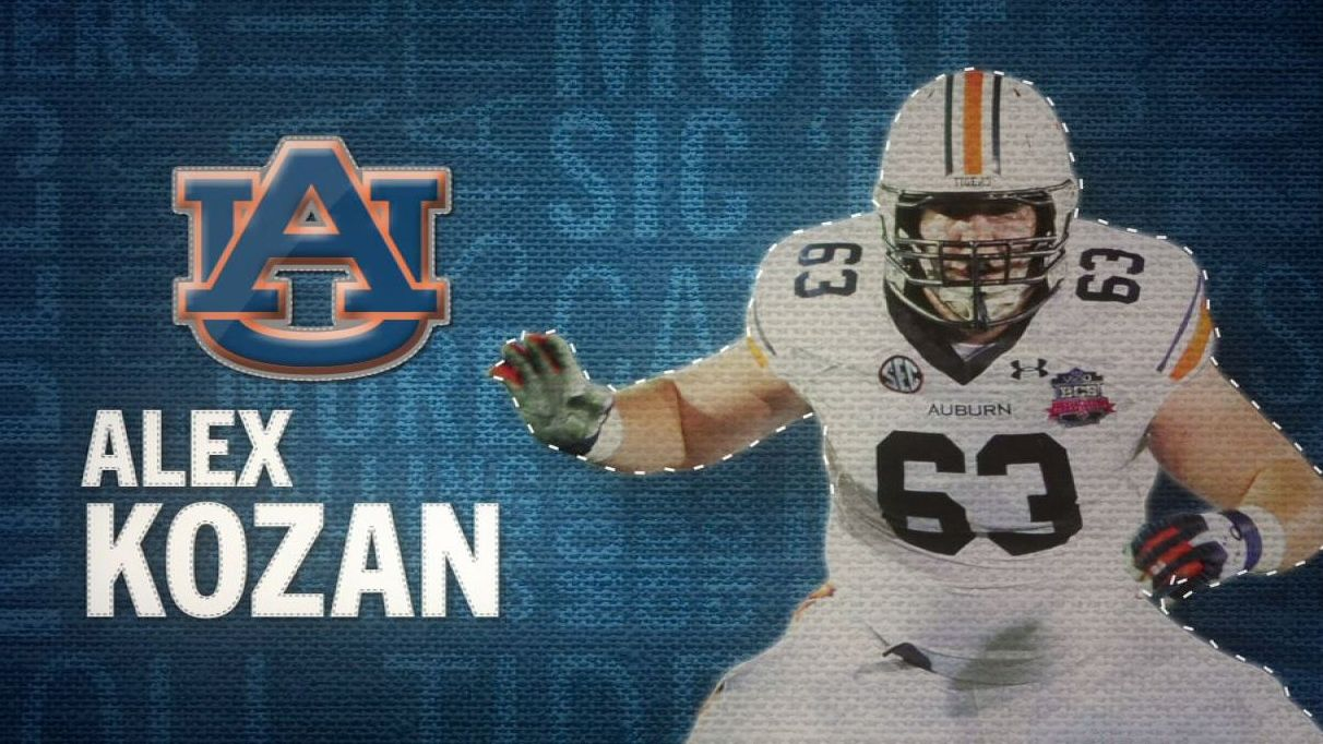 I am the SEC: Auburn's Alex Kozan