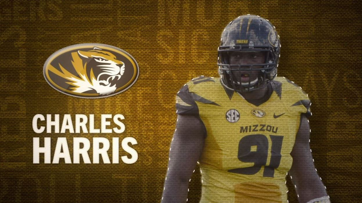 I am the SEC: Missouri's Charles Harris