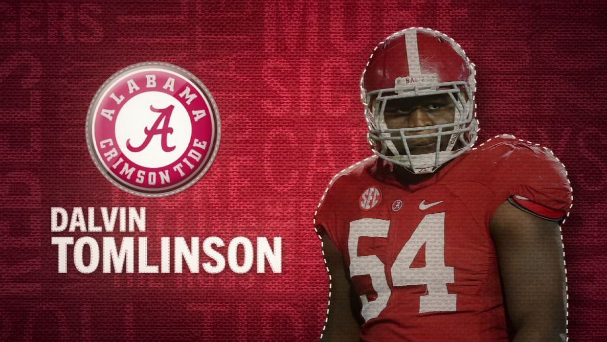 I am the SEC: Alabama's Dalvin Tomlinson