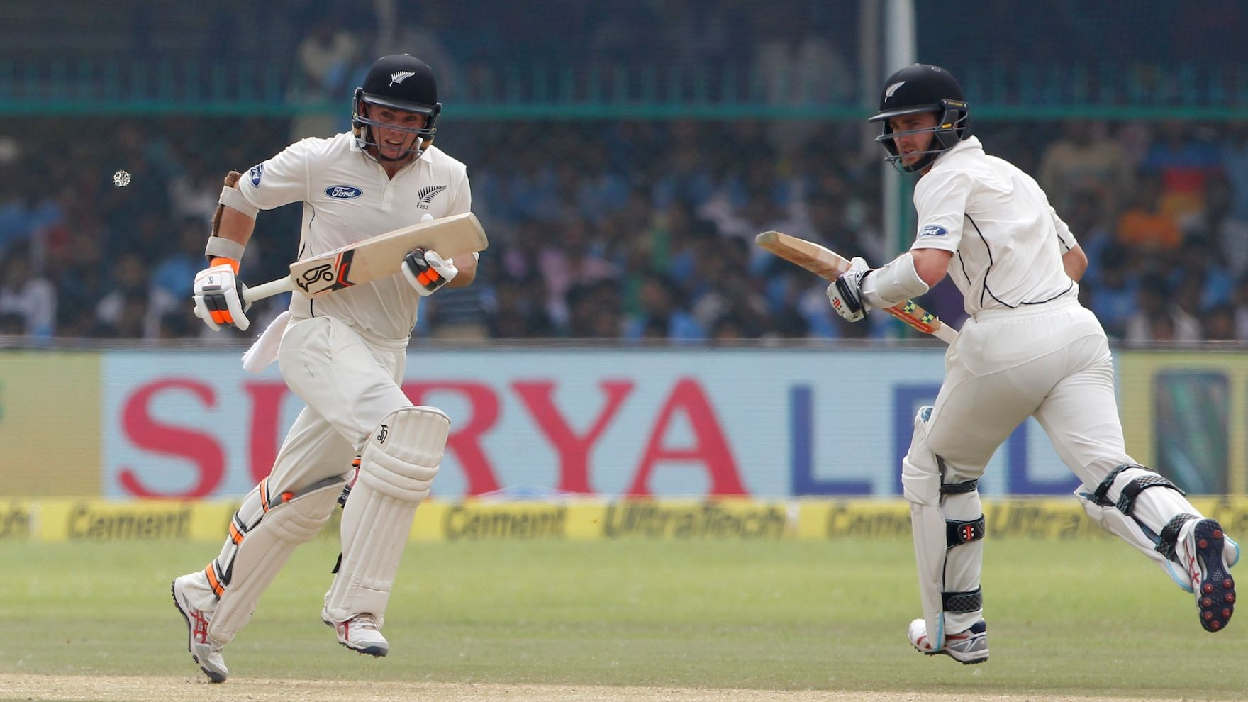 India vs New Zealand 1st Test Day 2 Report