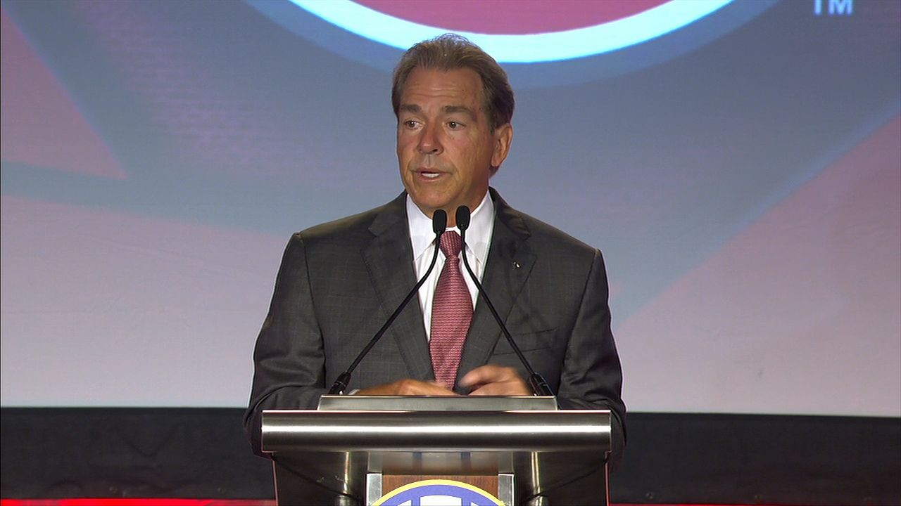 Saban faces challenges with young defense