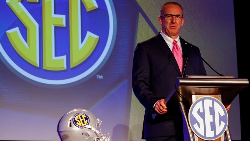 Greg Sankey Press Conference
