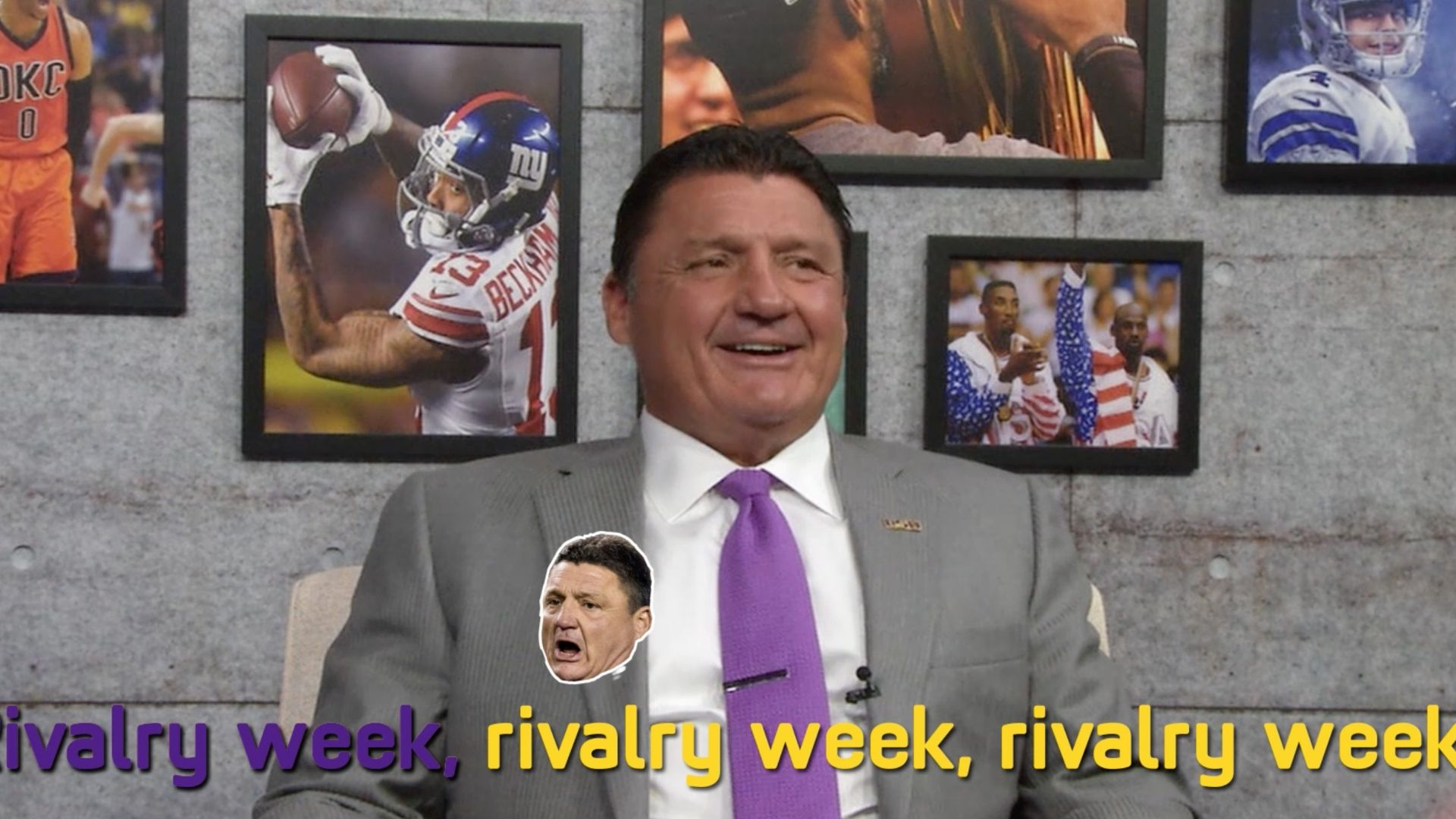 Tongue Twisters With Coach O