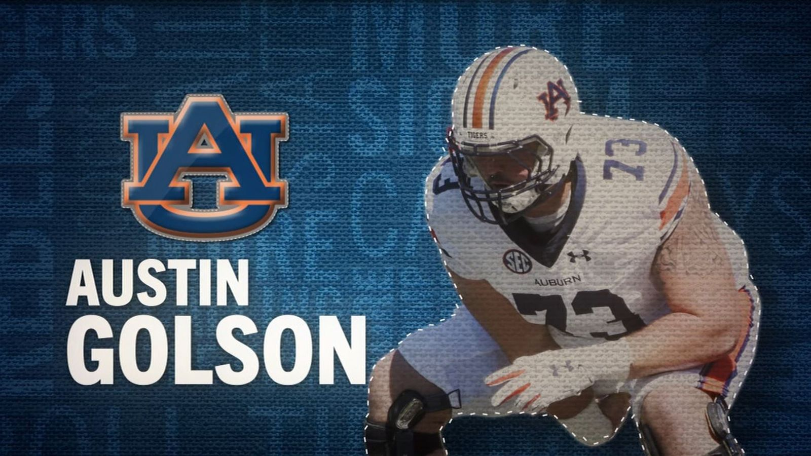 I am the SEC: Auburn's Austin Golson