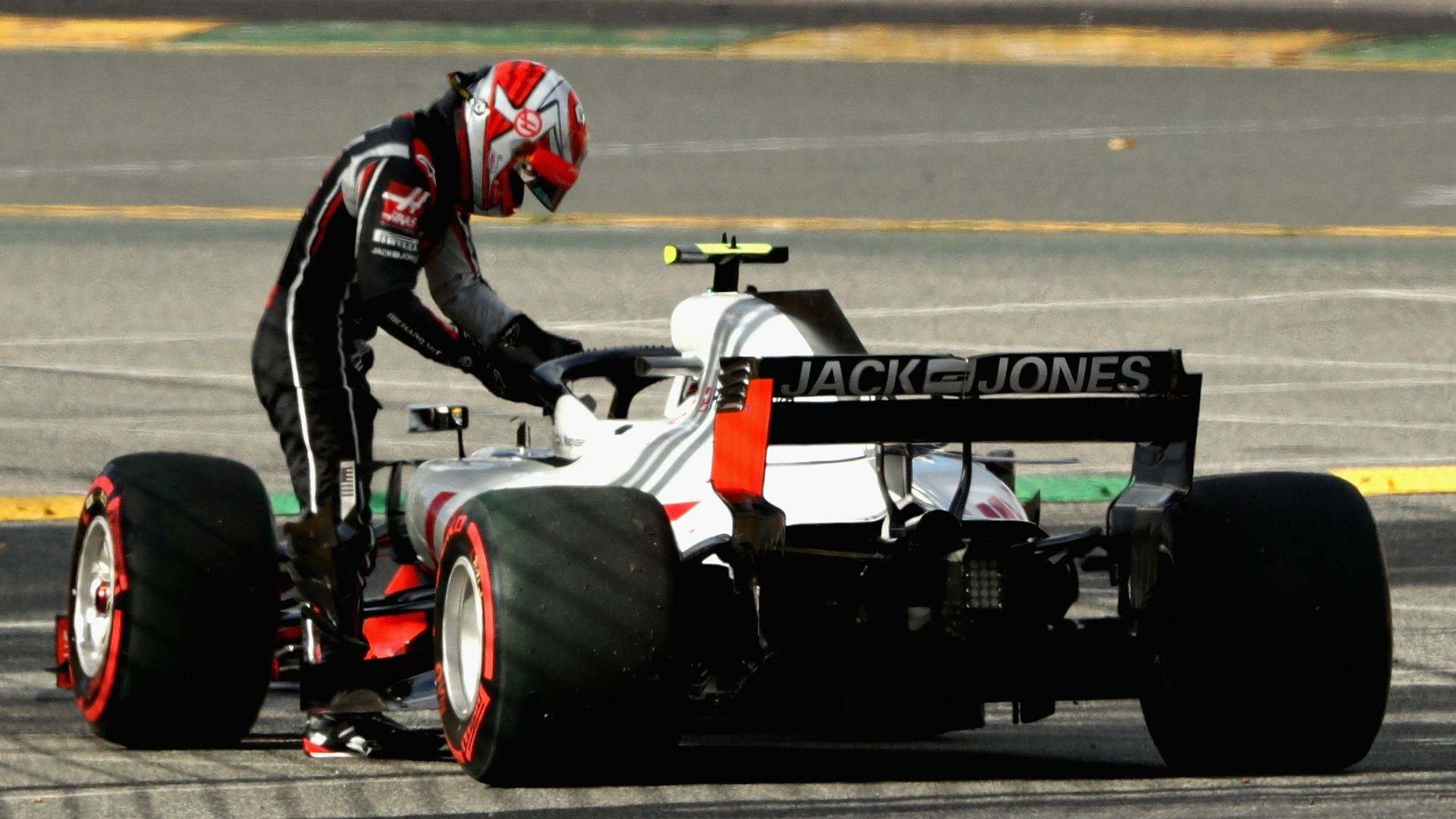 Haas retirements squander early Melbourne promise