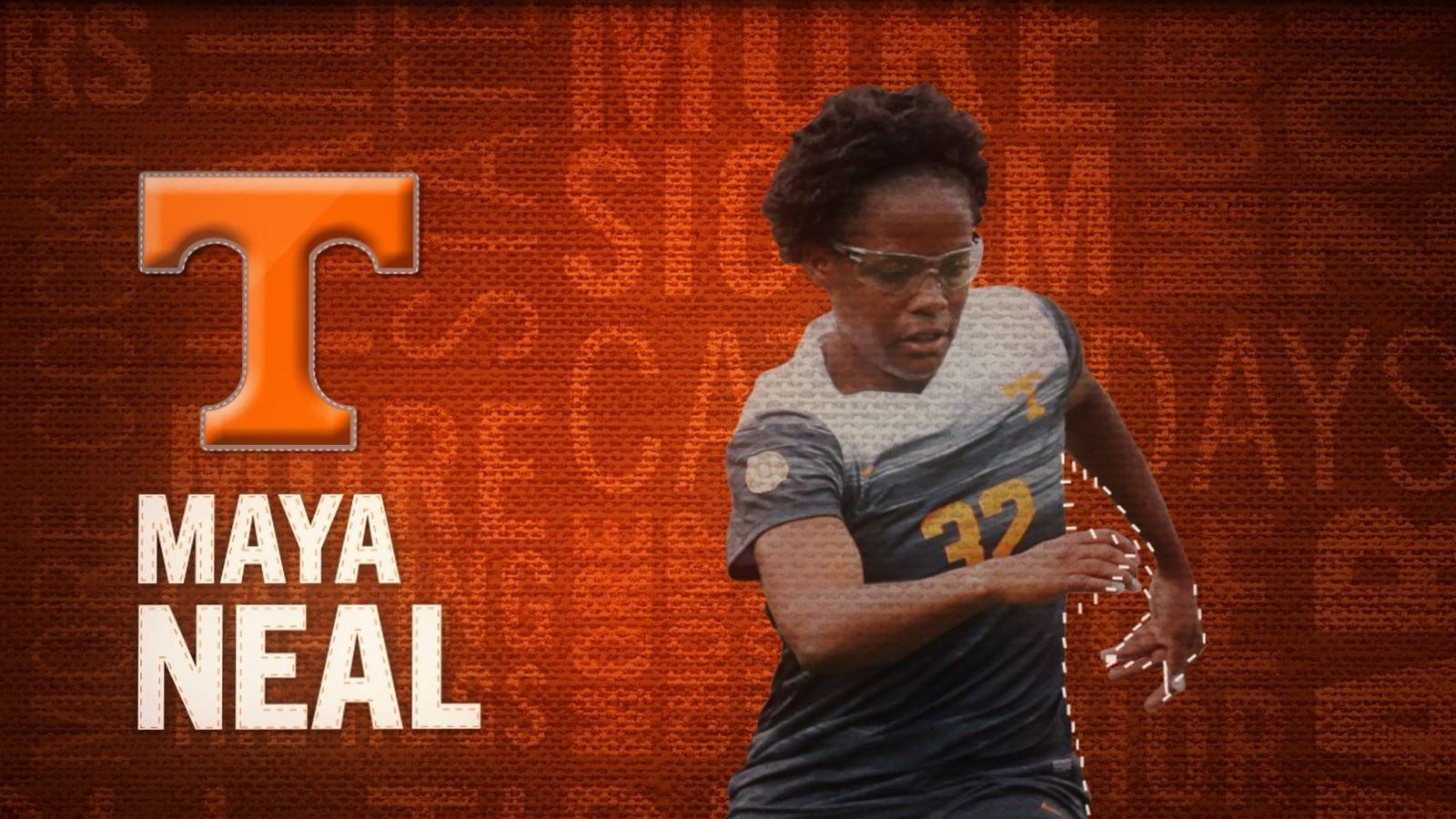 I am the SEC: Tennessee's Maya Neal