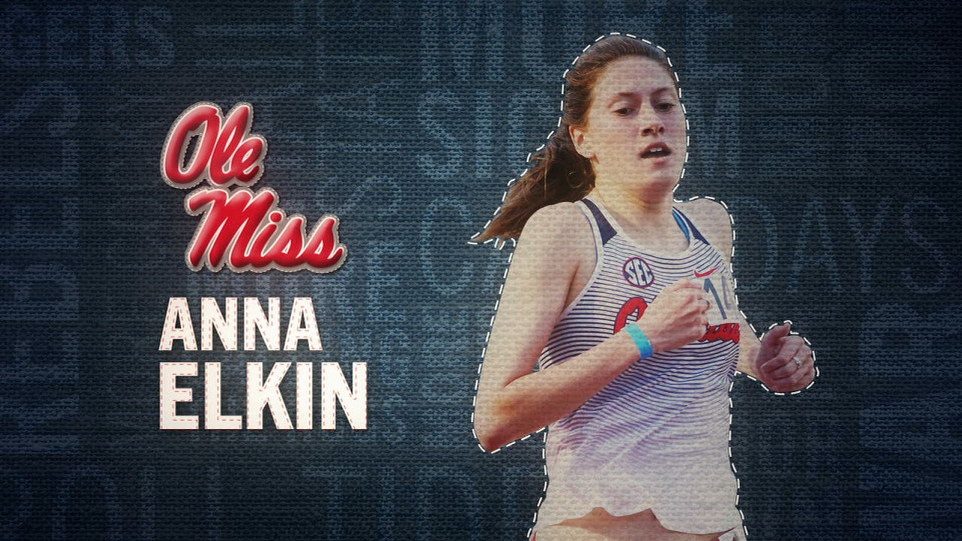 I am the SEC: Ole Miss' Anna Elkin