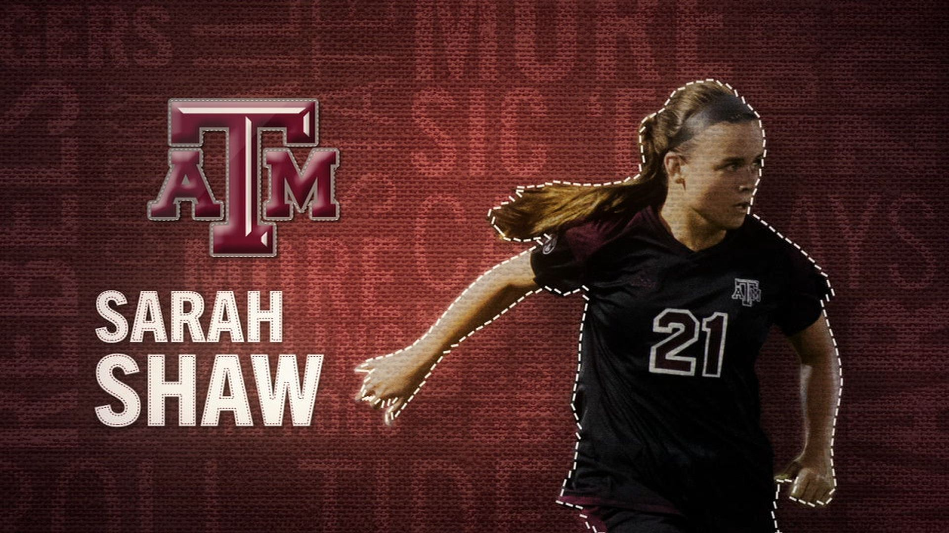 I am the SEC: Texas A&M's Sarah Shaw