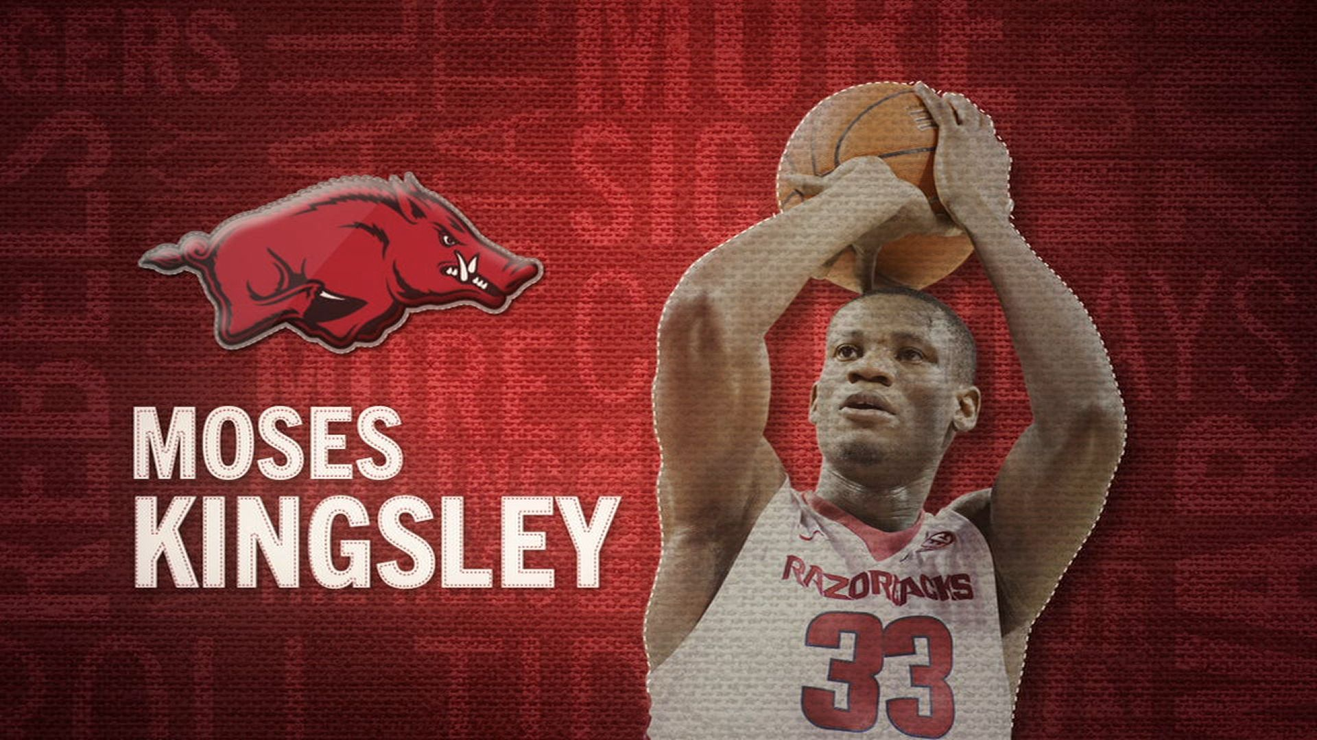 I am the SEC: Arkansas' Moses Kingsley