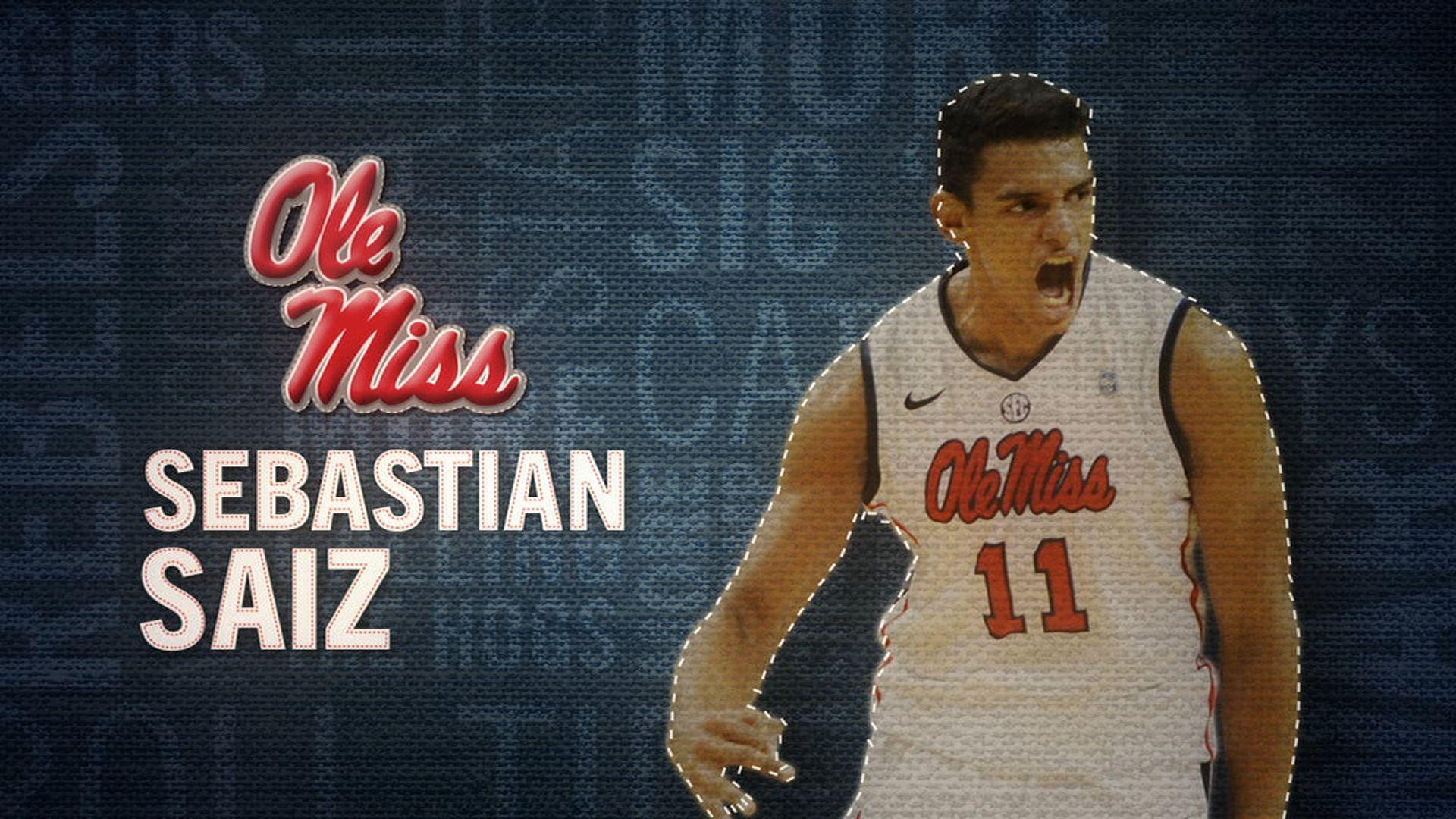 I am the SEC: Ole Miss' Sebastian Saiz