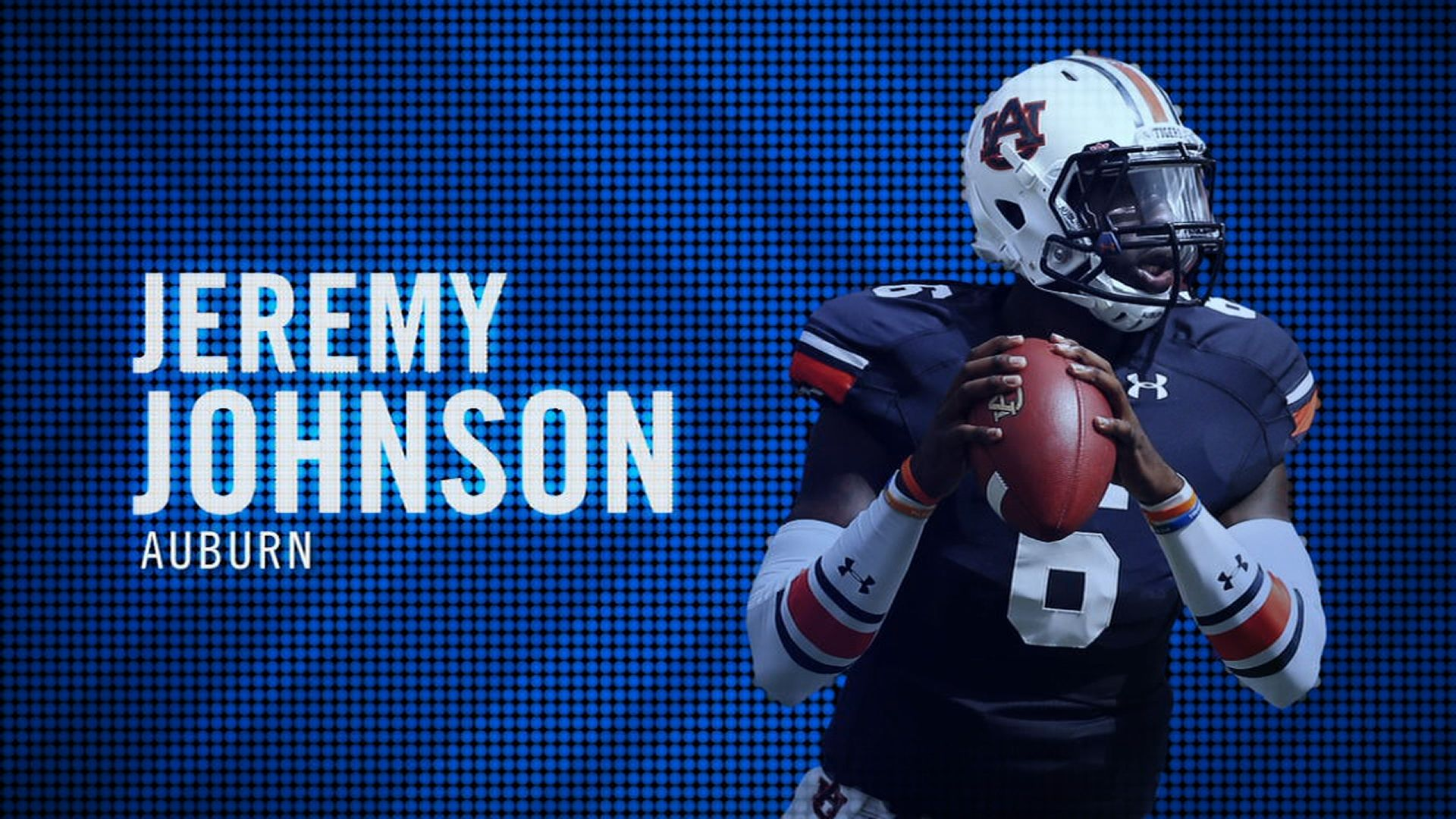 I am the SEC: Auburn's Jeremy Johnson