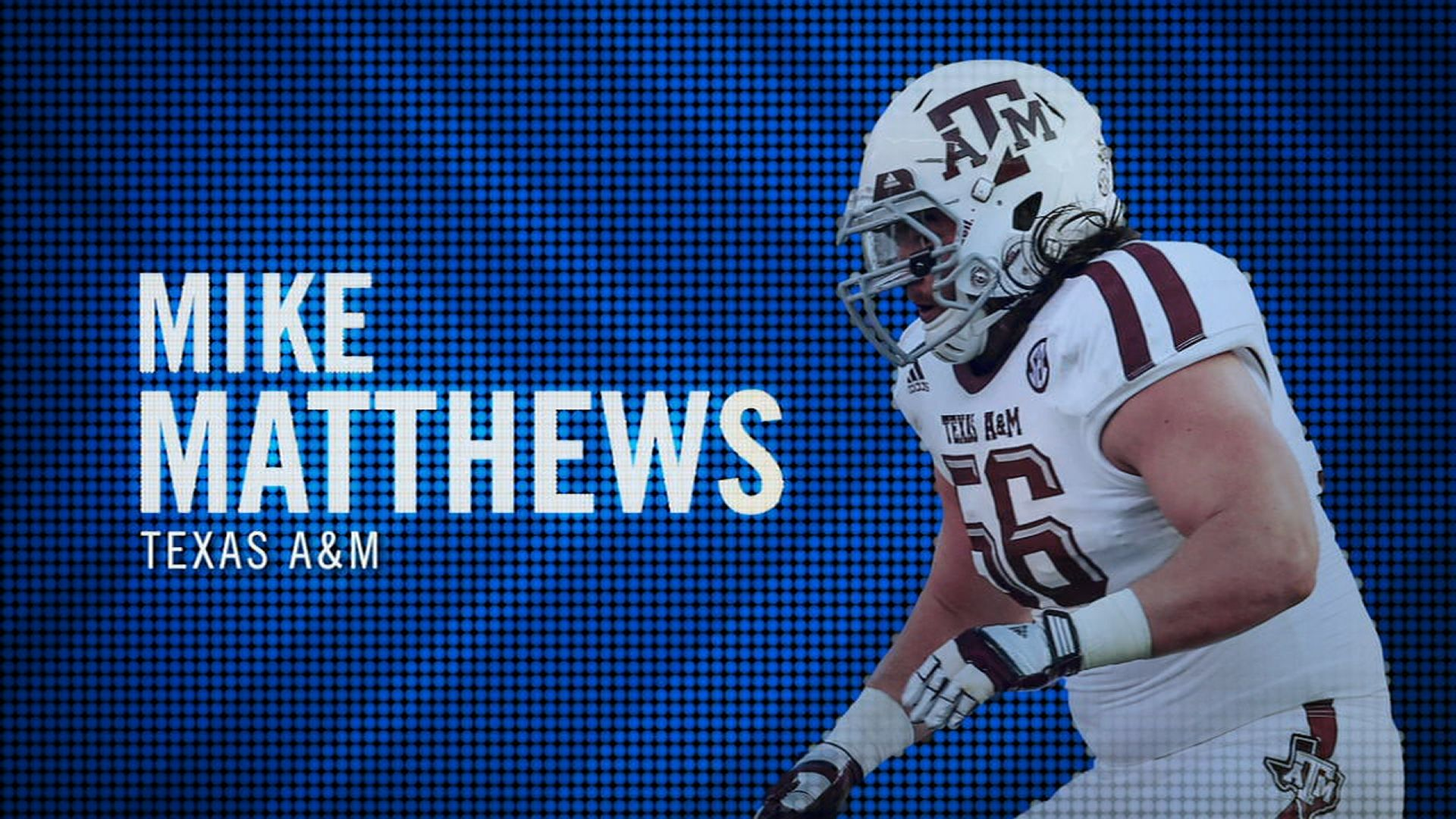 I am the SEC: Texas A&M's Mike Matthews
