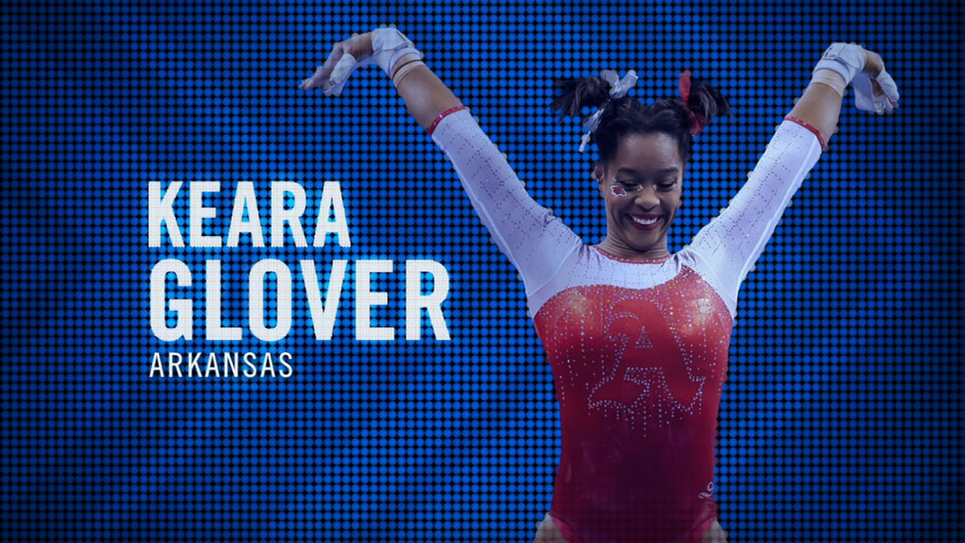 I am the SEC: Arkansas' Keara Glover