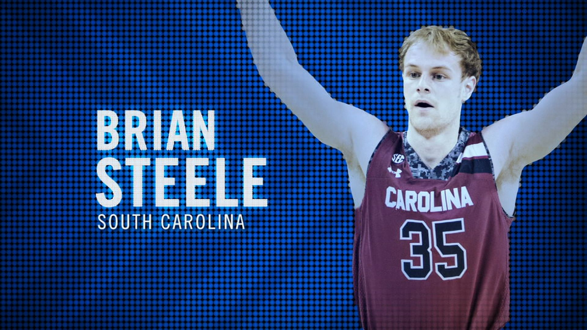I am the SEC: South Carolina's Brian Steele