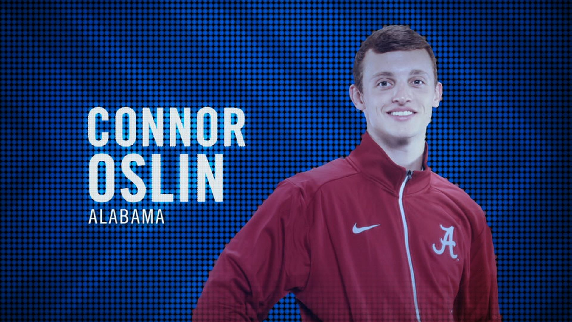 I am the SEC: Alabama's Connor Oslin