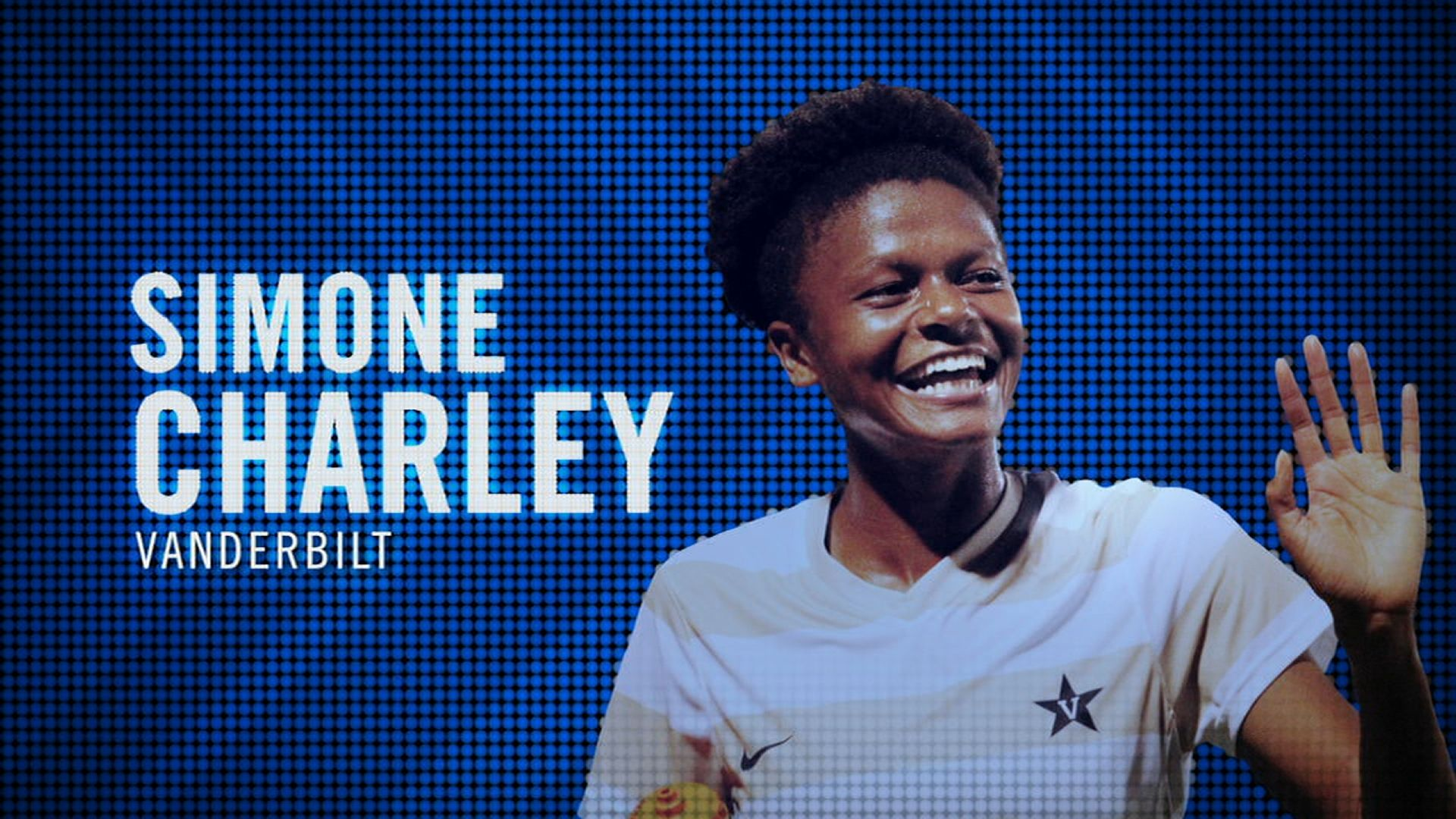 I am the SEC: Vanderbilt's Simone Charley