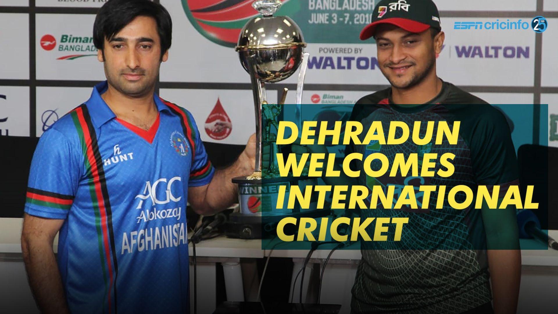 Afghanistan v Bangladesh - Live Cricket Scores, Match