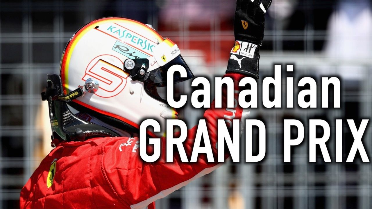 Social story of the Canadian Grand Prix
