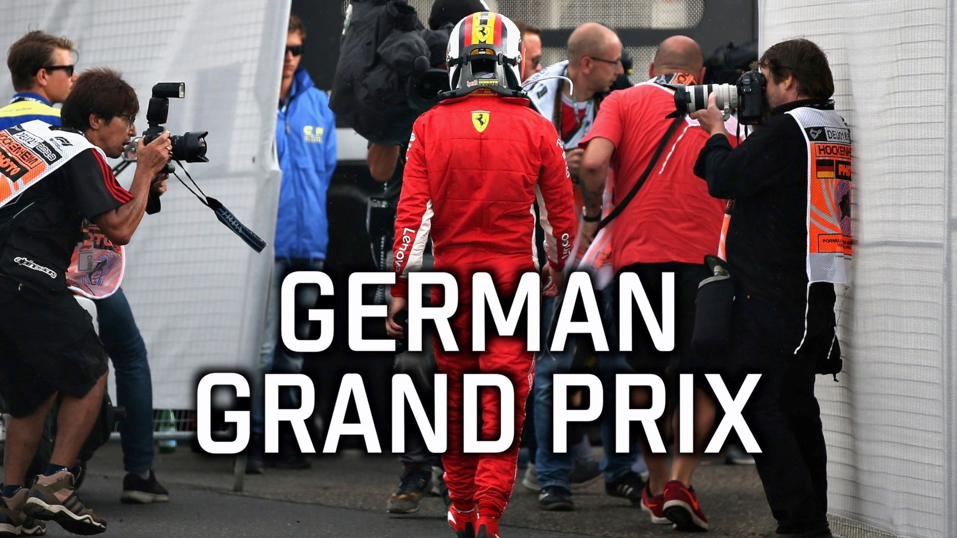 Social story of the German Grand Prix