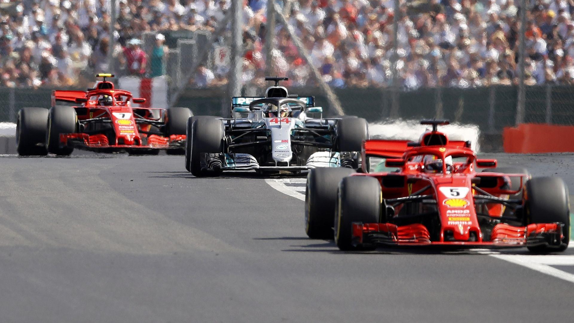 Has Ferrari found the winning formula?