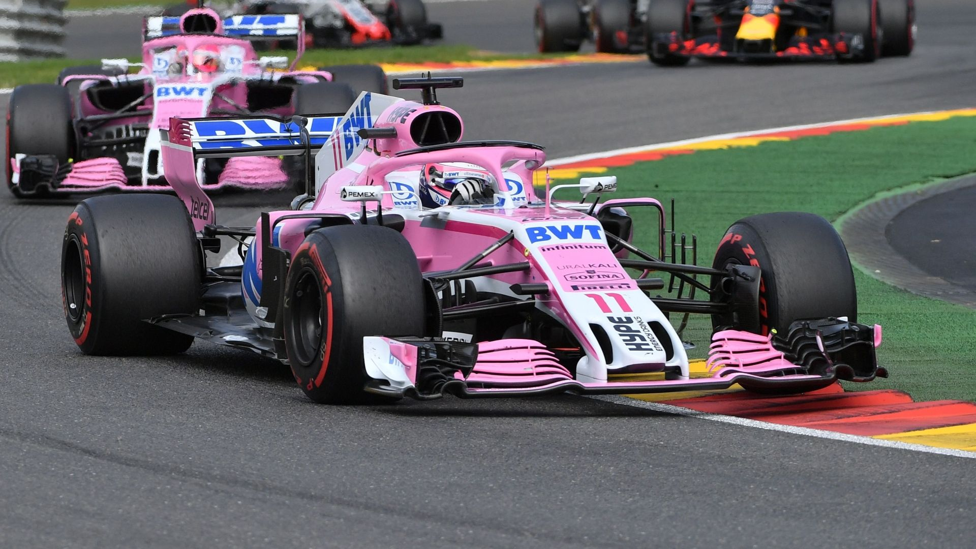 Did Force India get preferential treatment from Formula One?