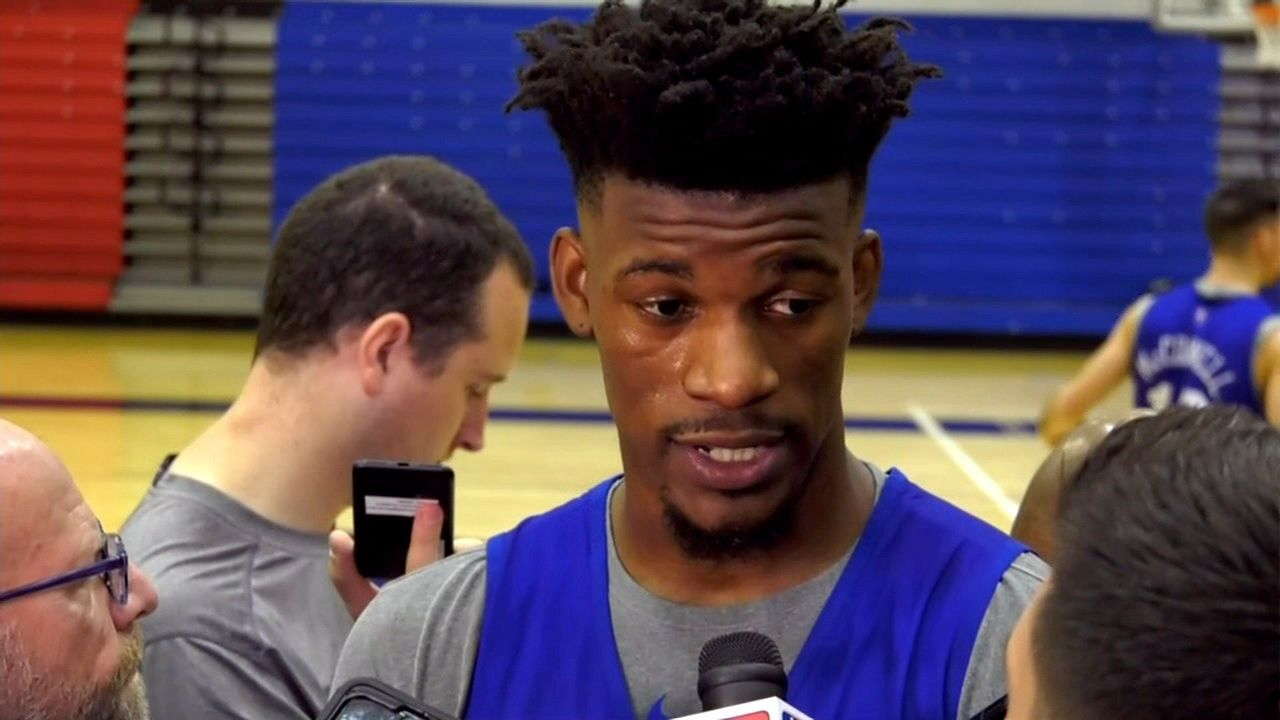Butler: 'All I want to do is compete and help my team win'