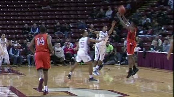 VT's Hill splashes 2nd buzzer-beater in as many days
