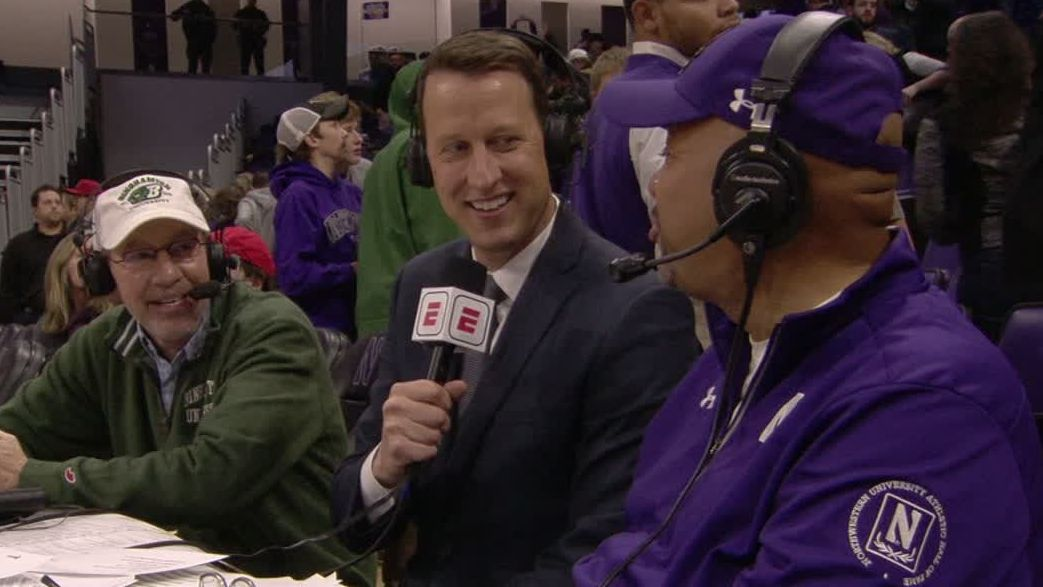Wilbon, Kornheiser call a basketball game for their alma maters