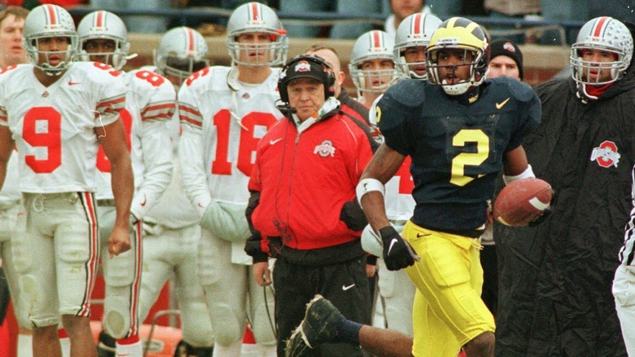 Michigan-OSU rivalry produces unforgettable drama