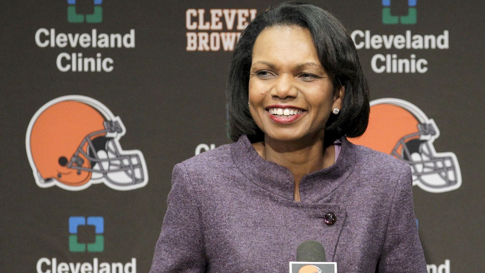 Yes she can: Why Condoleezza Rice has what it takes to be a head coach in the NFL