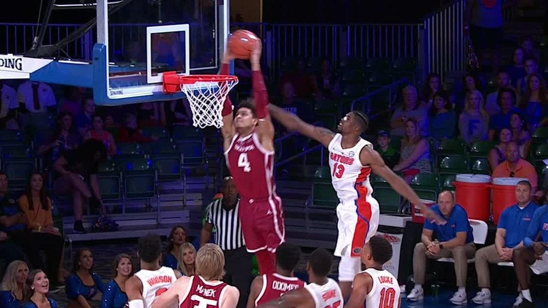Oklahoma tops Florida to start Battle 4 Atlantis
