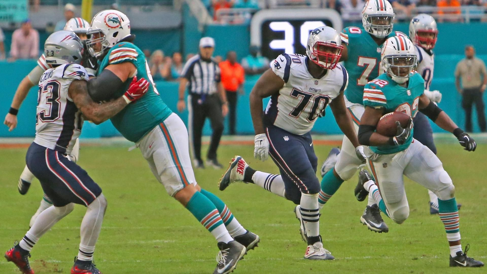 'Miami Miracle' key blocker doesn't want any attention