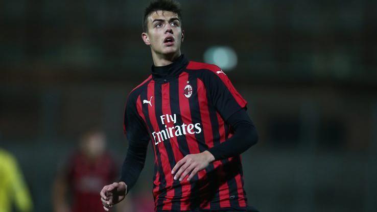El hijo de Paolo Maldini y un GOLAZO