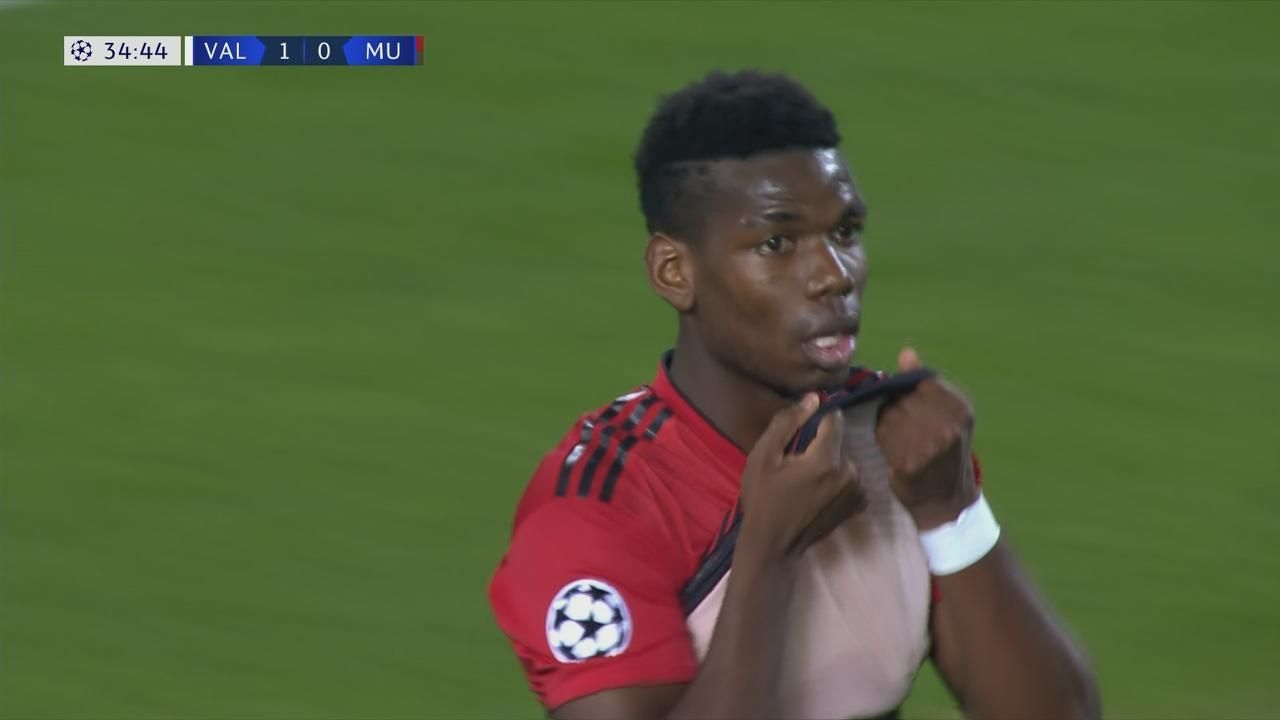 ¿Paul sos vos? Inexplicable lo que desperdició Pogba