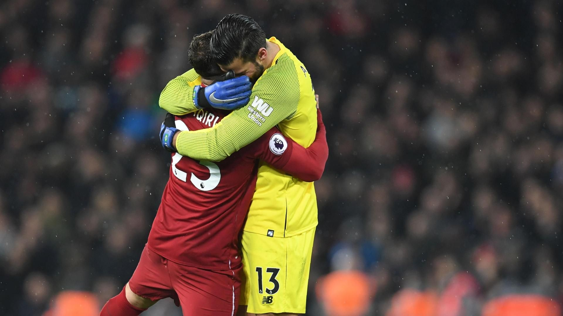 Premier League in 90 Seconds: Shaqiri saves Alisson from exile
