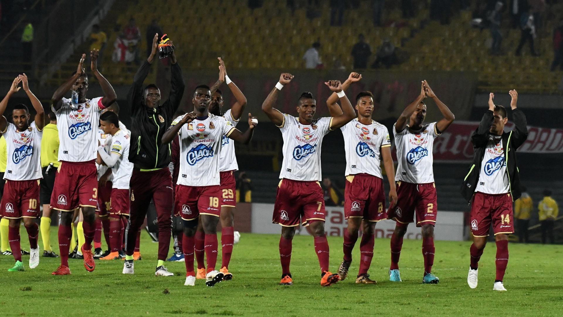 ¿Podrá el Tolima superar la fase de grupos de la Libertadores?