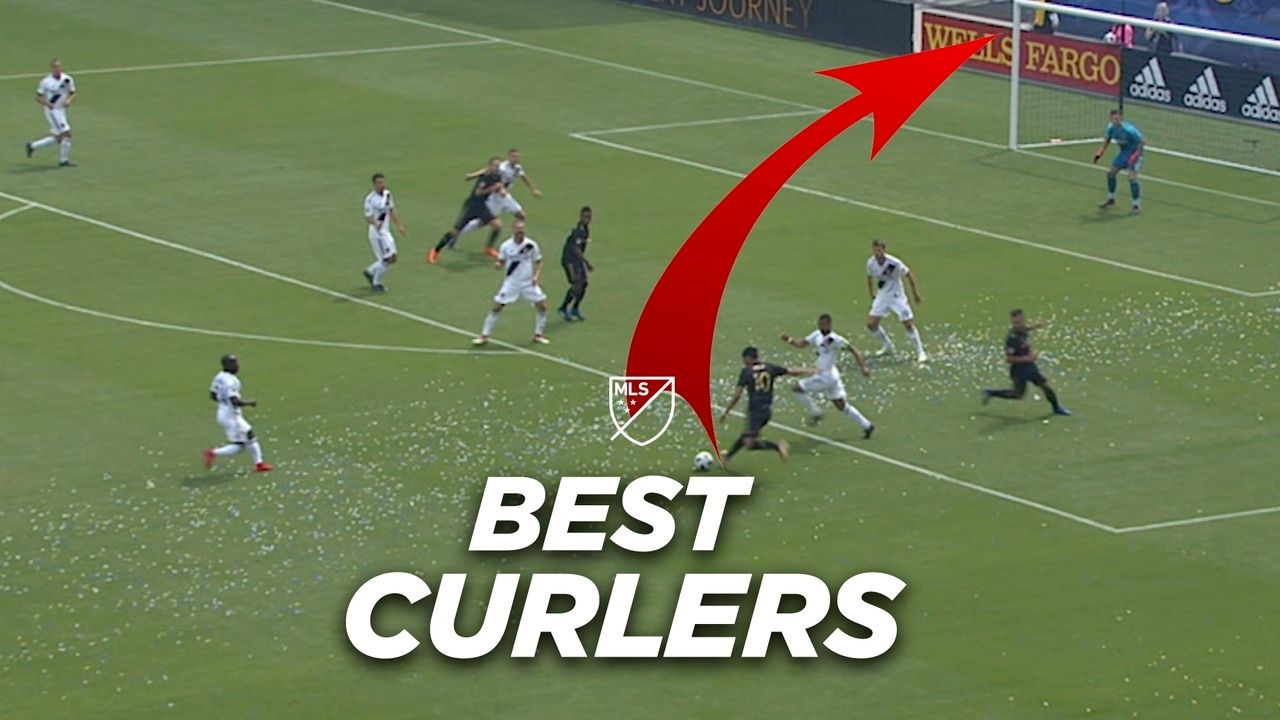 Put some bend on it: The best curlers of 2018 - Via MLS