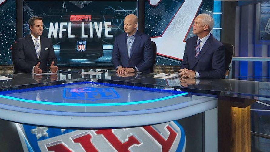 Mahomes' intangibles impress NFL Live crew