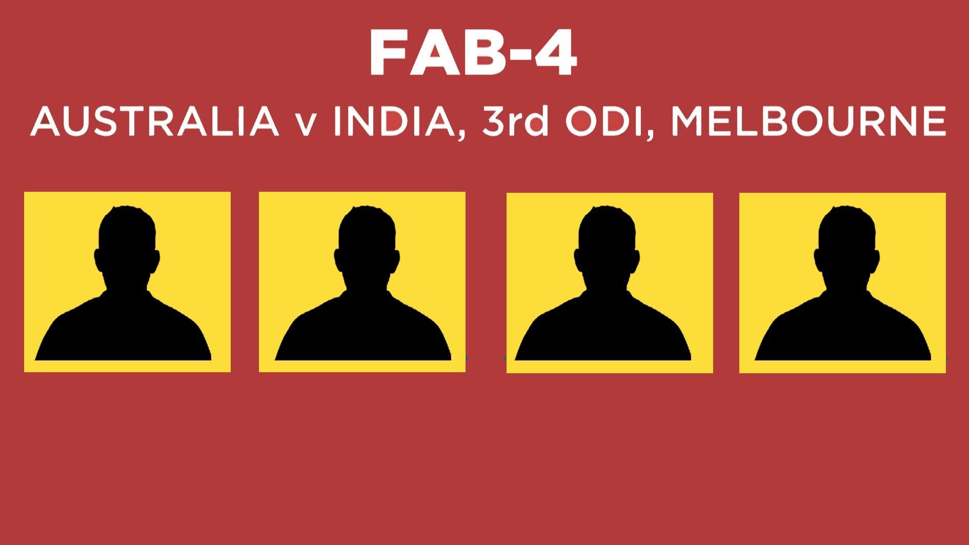 India tour of Australia 2018/19 - Live Cricket Scores, Match ...