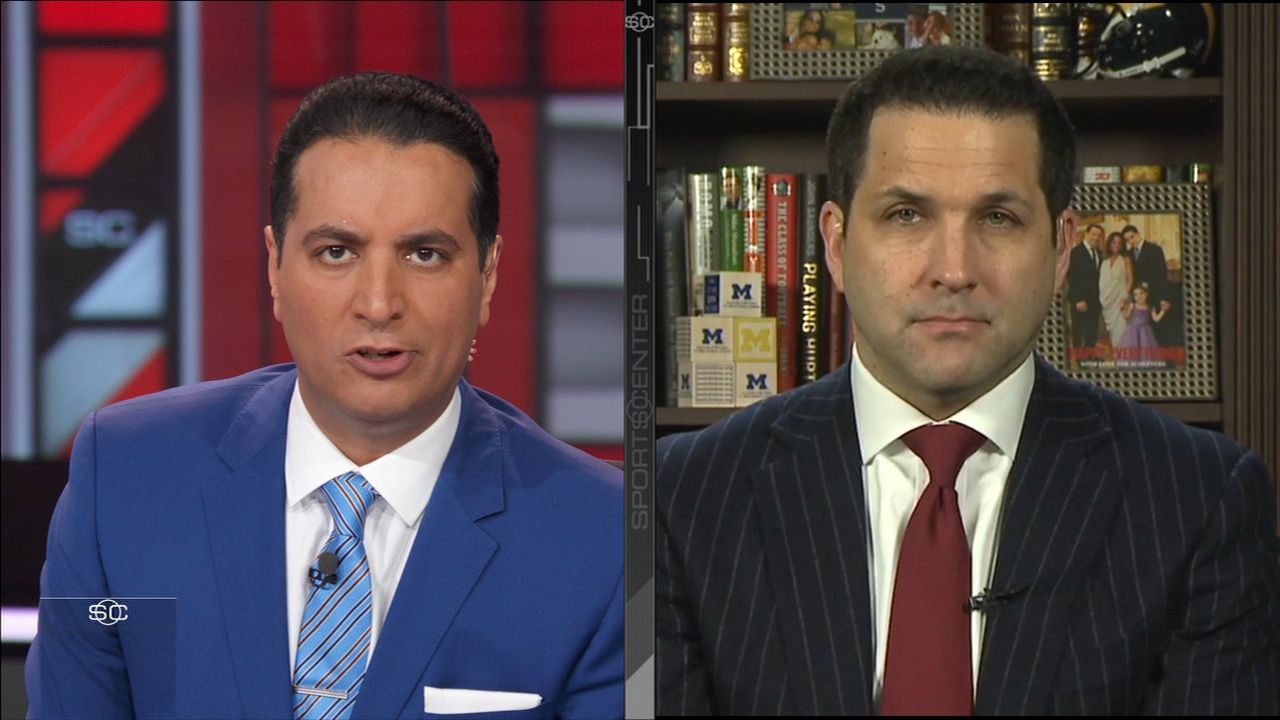 Schefter: The NFL is worried about the integrity of the game