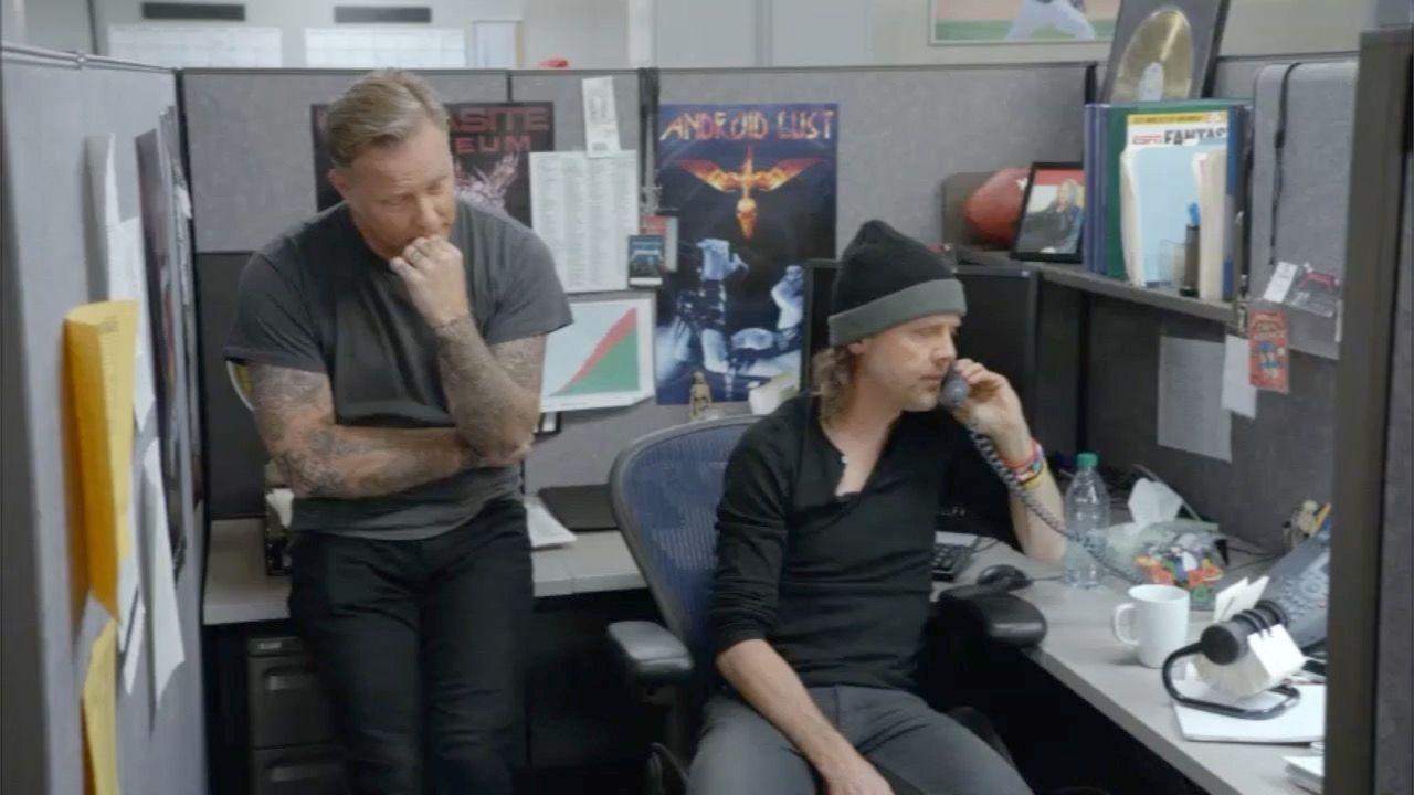Esto es SportsCenter: Metallica