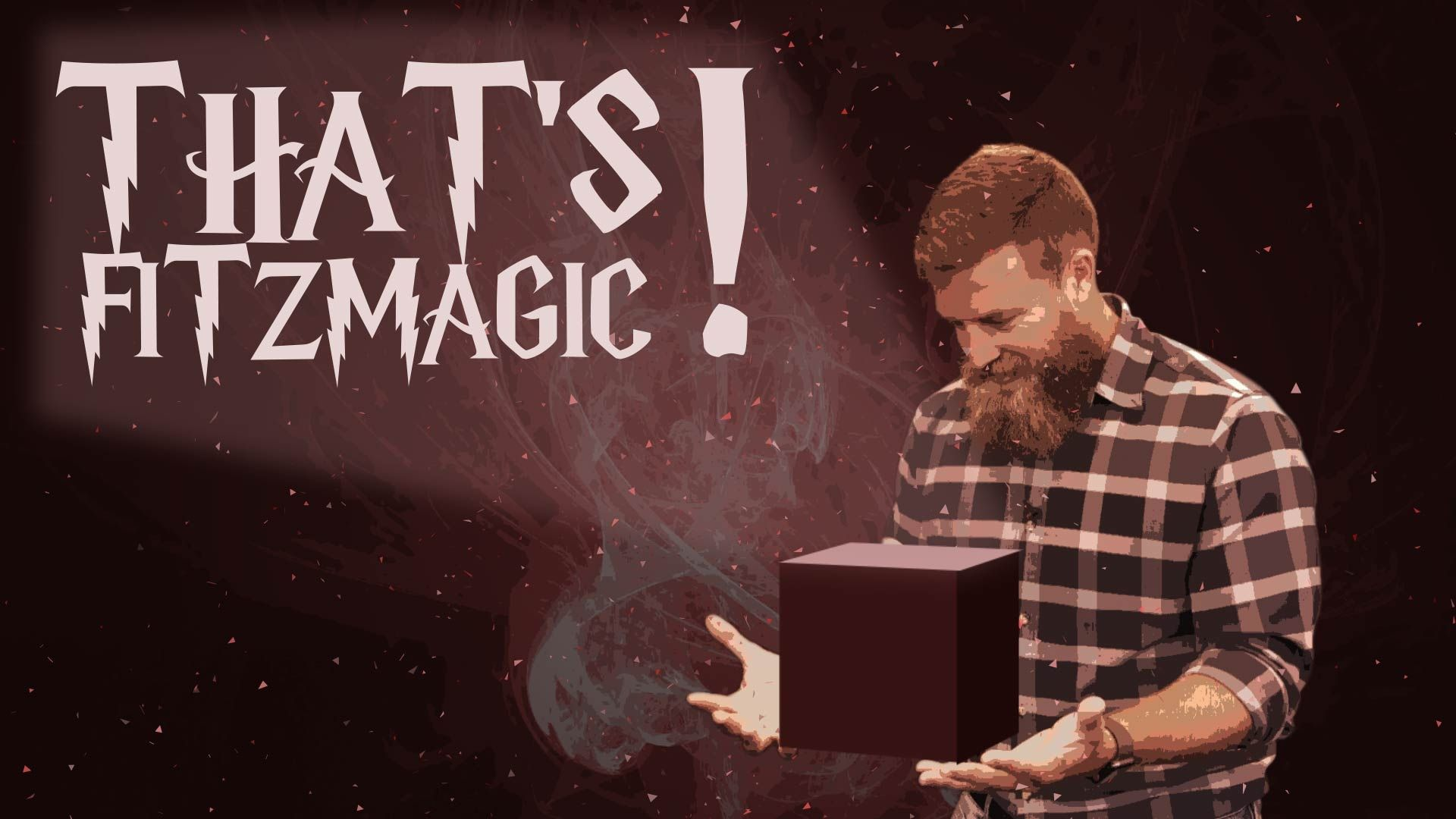 Fitzpatrick tries magic!