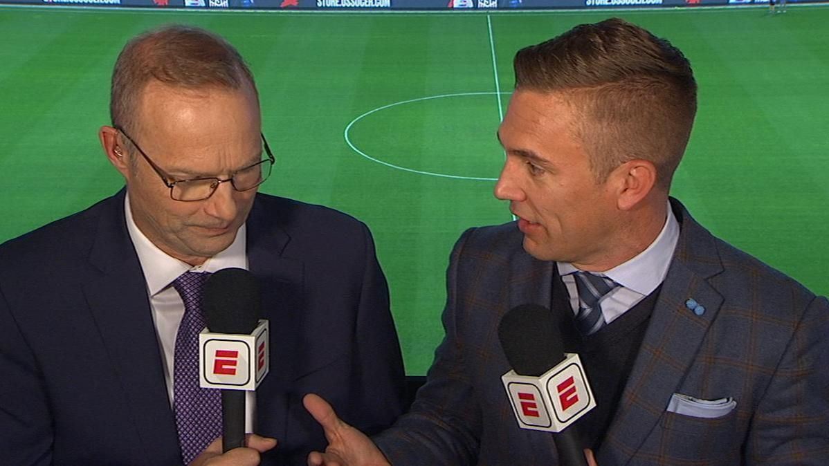Twellman: Berhalter's real test comes after January camp